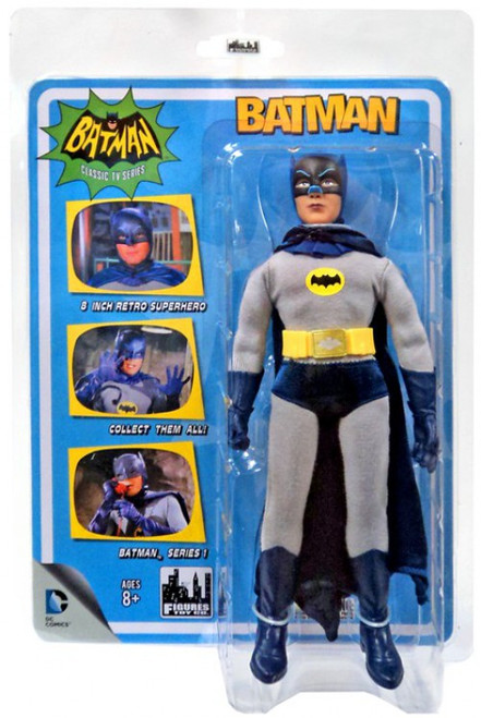 1966 TV Series Classic TV Series 1 Batman Action Figure