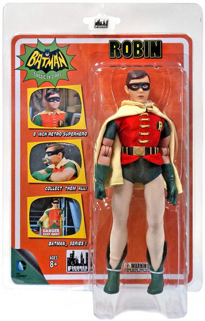 Batman 1966 TV Series Classic TV Series 1 Robin Action Figure