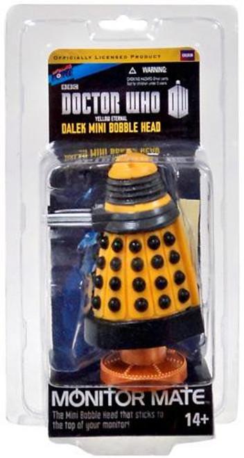 Doctor Who Monitor Mates Dalek Mini Bobble Head