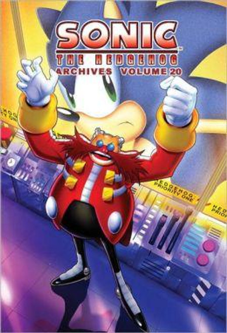 Sonic The Hedgehog Archives Volume 20 Trade Paperback