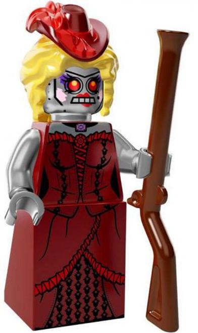 The LEGO Movie Calamity Drone Minifigure [Loose]