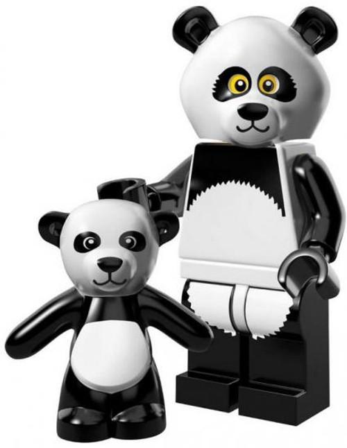 The LEGO Movie Panda Guy Minifigure [Loose]