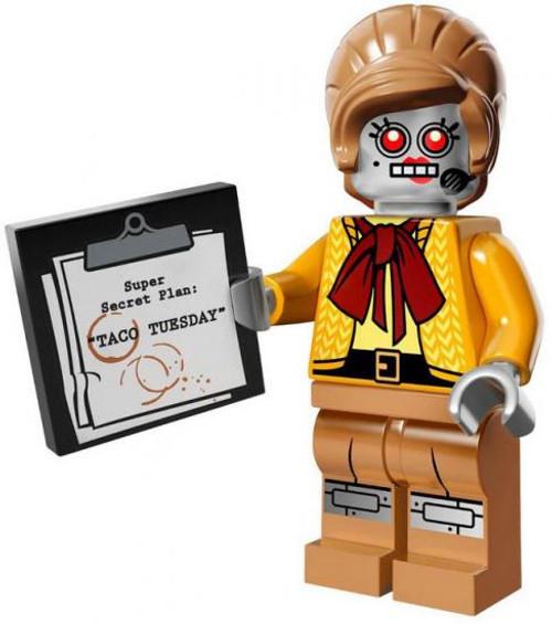 The LEGO Movie Velma Staplebot Minifigure [Loose]