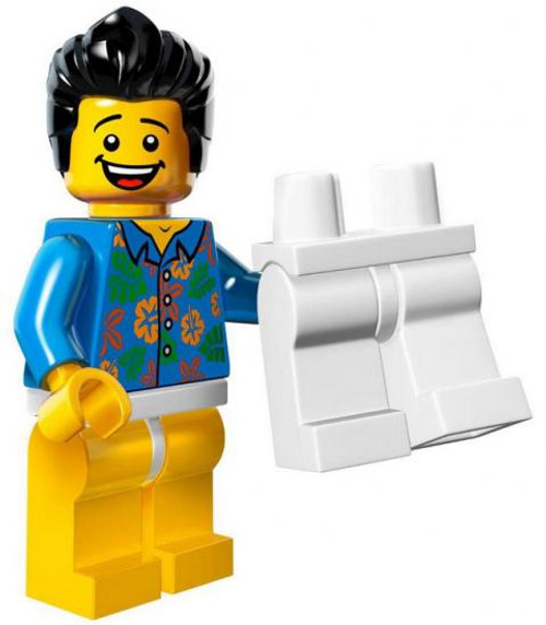 The LEGO Movie Where Are My Pants? Guy Minifigure [Loose]