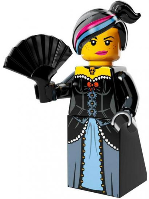 The LEGO Movie Wild West Wyldstyle Minifigure [Loose]