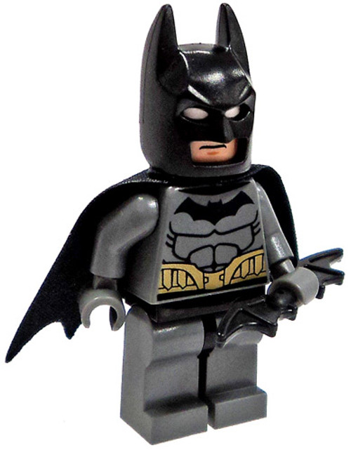 LEGO DC Universe Super Heroes Batman Minifigure [Gray Loose]