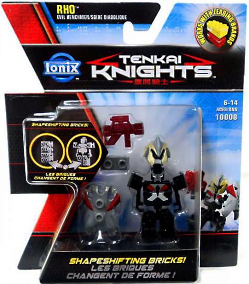 Tenkai Knights RHO Minifigure #10008