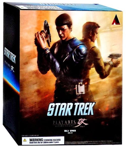 Star Trek Play Arts Kai Mr. Spock Action Figure