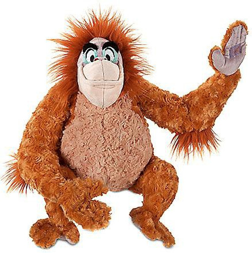 Disney The Jungle Book King Louie Exclusive 12-Inch Plush