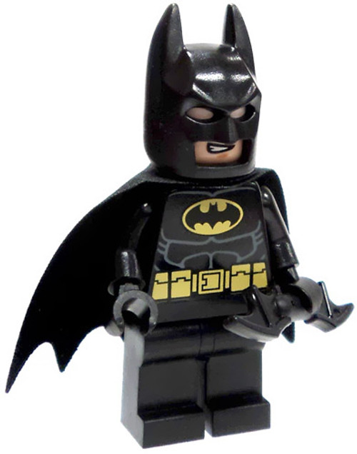 LEGO DC Universe Super Heroes Batman Minifigure [Black Loose]