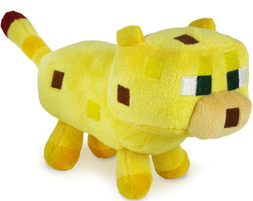Minecraft Baby Animals Ocelot Plush
