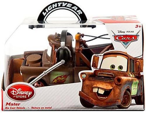 Disney / Pixar Cars 1:43 Lightyear Mater Exclusive Diecast Car