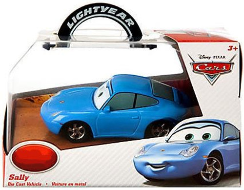 Disney / Pixar Cars 1:43 Lightyear Sally Exclusive Diecast Car