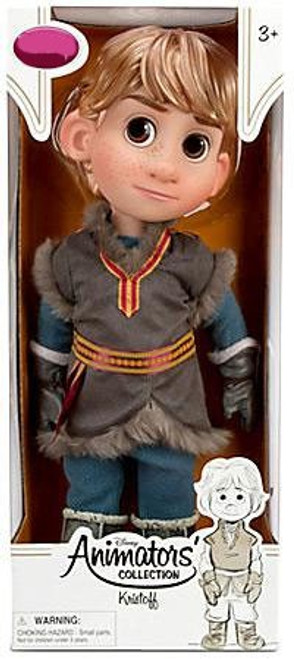 Disney Frozen Animators' Collection Kristoff Exclusive 16-Inch Doll
