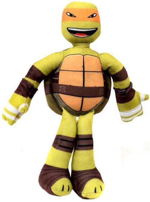 Teenage Mutant Ninja Turtles Nickelodeon Sling Shouts Michelangelo 10-Inch Plush