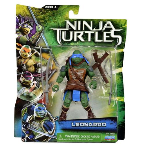 Teenage Mutant Ninja Turtles 2014 Movie Michelangelo Action Figure Playmates Toywiz