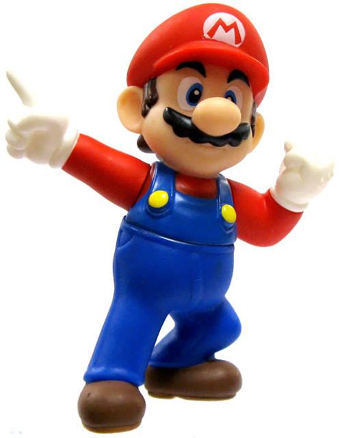 Super Mario Bros Mario 5-Inch PVC Figure