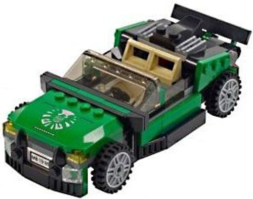 LEGO Marvel Super Heroes Green S.H.I.E.L.D. Hover Car Loose Vehicle #2 [Loose]