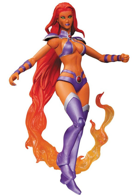 DC The New 52 Red Hood & The Outlaws Starfire Action Figure