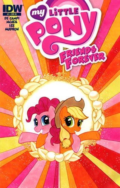 My Little Pony #1 Comic Book [Retailer Incentive]