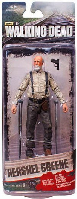 McFarlane Toys The Walking Dead AMC TV Series 6 Hershel Greene Action Figure