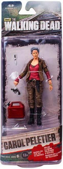 McFarlane Toys The Walking Dead AMC TV Series 6 Carol Peletier Action Figure