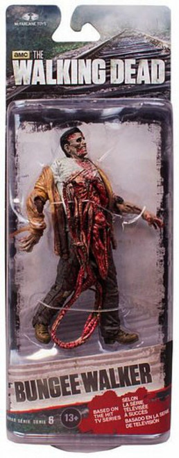 McFarlane Toys The Walking Dead AMC TV Series 6 Bungie Guts Zombie Action Figure