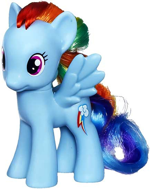 My Little Pony Rainbow Dash Collectible Figure [Midnight in Canterlot Loose]