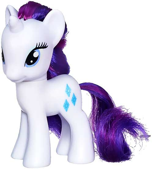 My Little Pony Rarity Collectible Figure [Loose]