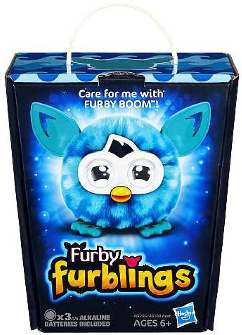 Furby Furblings Waves Figure