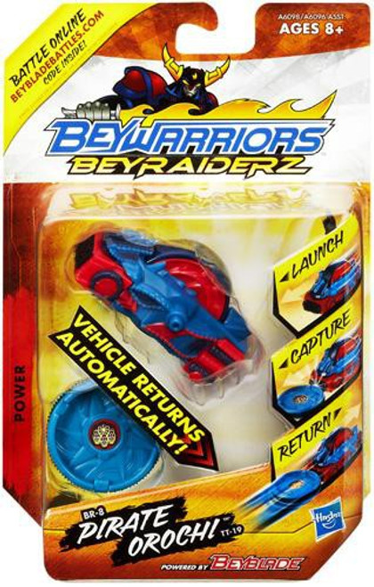 Beyblade Beyraiderz Pirate Orochi Starter Pack BR-8