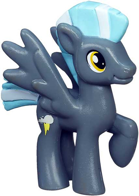 My Little Pony Friendship is Magic 2 Inch Thunderlane PVC Figure