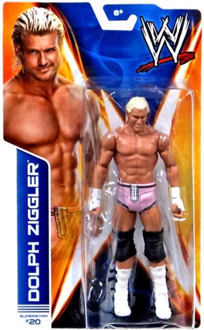 WWE Wrestling Series 38 Dolph Ziggler Action Figure #20