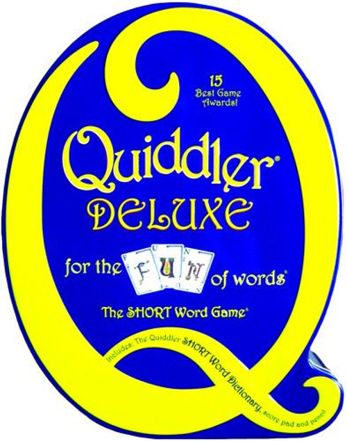 Set Quiddler Deluxe Card Game