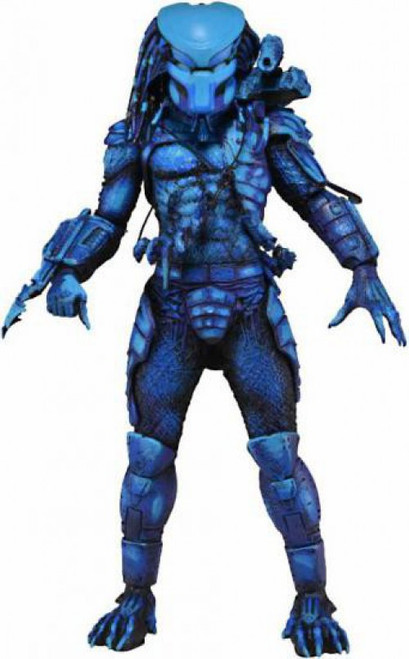 NECA 8-Bit Video Game Jungle Hunter Predator Action Figure