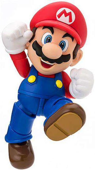 S.H. Figuarts Super Mario Action Figure