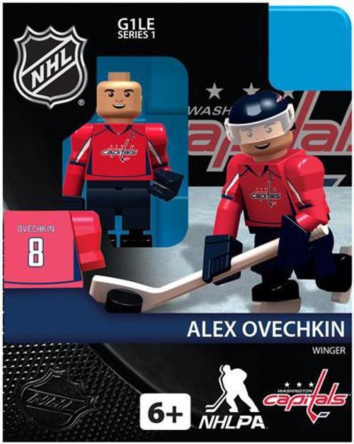 Washington Capitals NHL Generation 1 Series 1 Alex Ovechkin Minifigure