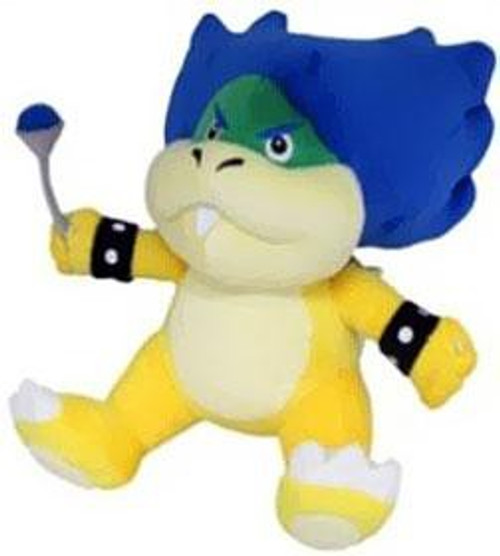 Super Mario Ludwig Von Koopa 7-Inch Plush