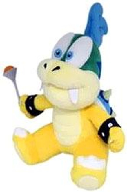 Super Mario Larry Koopa 7-Inch Plush