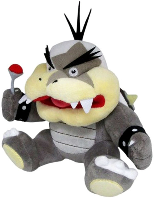 Super Mario Morton Koopa 9-Inch Plush