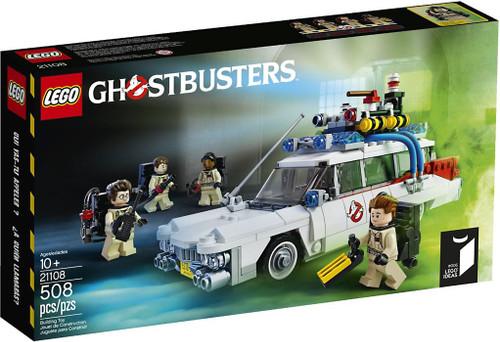 LEGO Ghostbusters Cuusoo Ecto-1 Set #21108