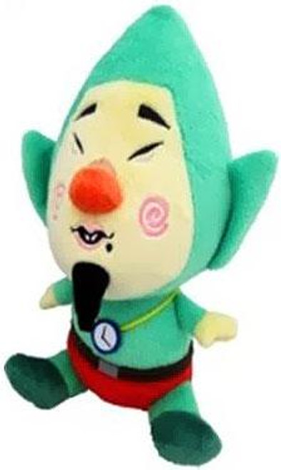 The Legend of Zelda Wind Waker Tingle 8-Inch Plush