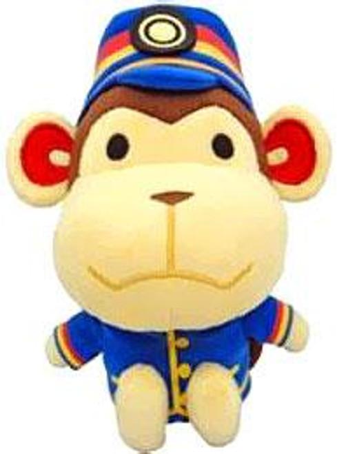 Animal Crossing Porter 7-Inch Plush