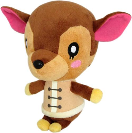 Animal Crossing Fauna 7-Inch Plush