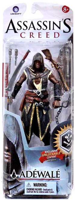 McFarlane Toys Assassin's Creed IV Black Flag Series 2 Adewale Action Figure