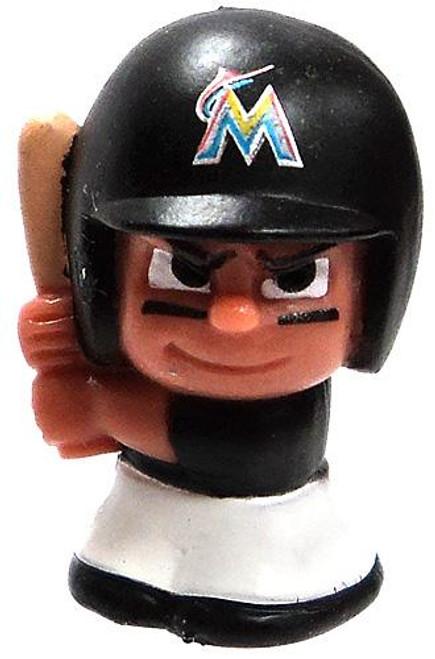 MLB TeenyMates Series 1 Batters Miami Marlins Minifigure [Loose]
