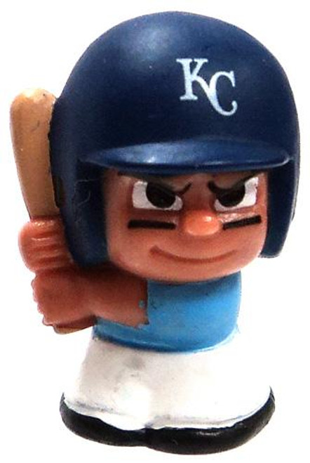 MLB TeenyMates Baseball Series 1 Batters Kansas City Royals Minifigure [Loose]