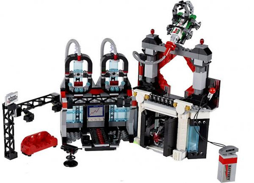 The LEGO Movie Evil Lair with Kragle Loose Set [Loose]