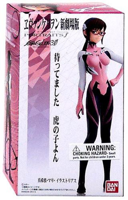 Evangelion 3.0 Portraits Mari Makinami Illustrious Figure EVA 08B