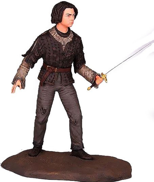 Game of Thrones Arya Stark 7.5-Inch PVC Statue Figure